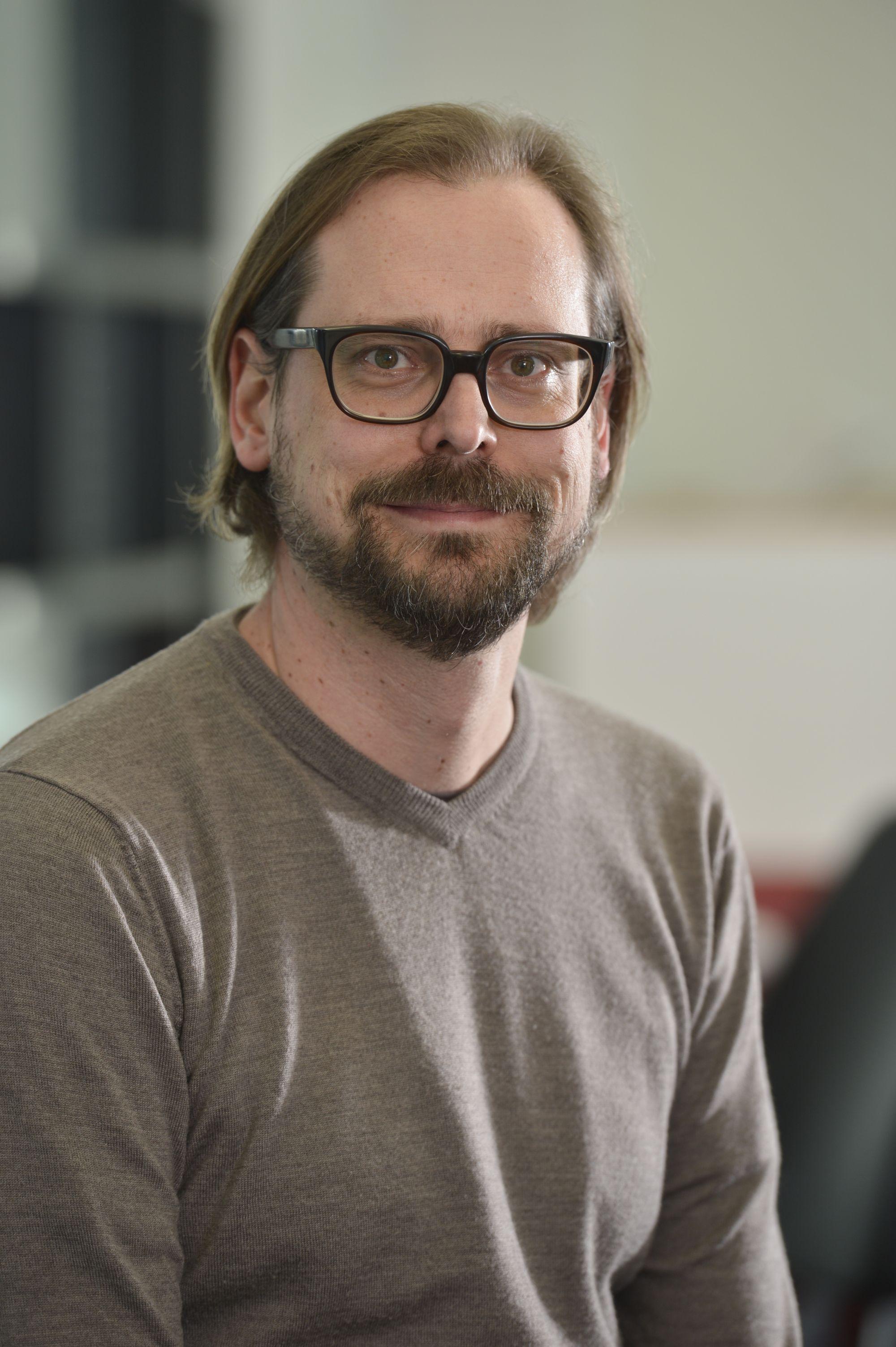 Photo of David Schlangen