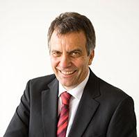 Der Rektor der Universität Bielefeld, Prof. Dr.-Ing. Gerhard Sagerer, ist ab 1. Oktober 2015 Vorsitzender der LRK NRW. Foto: Martin Brockhoff/Universität Bielefeld