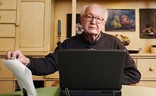 Professor Dr. Harald Weinrich.