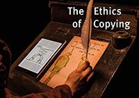 """70 Wissenschaftlerinnen und Wissenschaftler beschäftigen sich auf der ZiF-Tagung mit der """"Ethik des Kopierens"""". Foto: Stefan Klatt, Münster"""