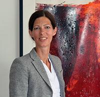 Christina Hoon kommt selbst aus einer Familie mit einer langen familienunternehmerischen Tradition. Foto: Universität Bielefeld
