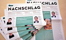 NAchschlag- Alumni-Zeitung