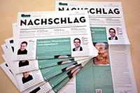 Die neue Zeitung für die Absolventinnen und Absolventen der Universität soll Erinnerungen an die die Unizeit wecken. Foto: Universität Bielefeld