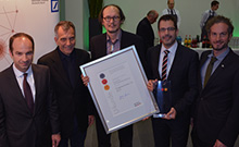 The thinking Apartment KogniHome (CITEC) has now been honored