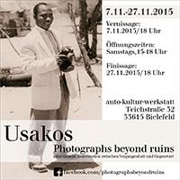 Das Plakat zur Ausstellung über die Lebenssituation der schwarz-afrikanischen Bevölkerung zu Zeiten der Apartheid.