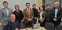 Auf der Tagung diskutierten die Teilnehmenden, wie man die Zugangsbedingungen zur Hochschulbildung gerecht gestalten kann. Foto: Gottfried Strobl