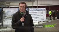 In Folge 8 schaut Baureporter Dirk Ludewig auf die andere Seite des Bauzauns.