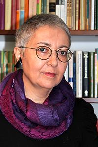 PD Dr. Katharina Habermann vermittelt Mathematik-spezifische Informations- und Medienkompetenz. Foto: privat