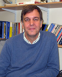 William Crawley-Boevey, Experte für die Darstellungstheorie von Algebren, wechselt im Oktober von Leeds an die Universität Bielefeld. Foto: Robert J. Marsh