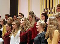 Am 12. Juni singen gleich drei A Cappella Chöre im Audimax.