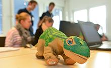 Robotersaurier Pleo