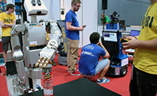 The CITEC-Team at RoboCup 2016