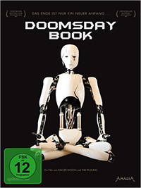 Roboter RU-4 entwickelt einen Buddha-Komplex und hält sich für erleuchtet.
