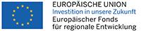 Dieses Vorhaben wird aus Mitteln des Europäischen Fonds für regionale Entwicklung (EFRE) gefördert.