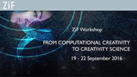 """Vom 19. bis 22. September geht es am ZiF um das Thema """"From Computational Creativity to Creativity Science"""". Foto: ZIF/Universität Bielefeld"""