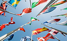 European Flags Copyright: Fotolia/marqs