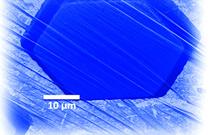 Kohlenstoff-Nanomembran Copyright: Bielefeld University