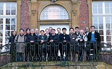 Teilnehmer des Graduierten-Kolleg