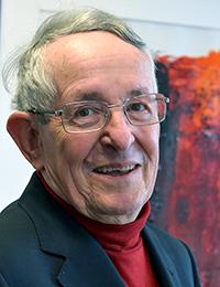 Privatdozent Dr. Gert Rüppell