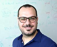 Juniorprofessor Dr. Giorgio Ferrari