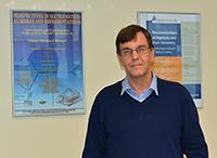 Seit seiner Postdoc-Zeit war William Crawley-Boevey mehrfach an der Universität Bielefeld zu Gast. Von nun an forscht er hier als Humboldt-Professor. Foto: Universität Bielefeld