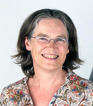 Martina Merz untersucht unter anderem, was Männer und Frauen in die Mathematik führt.Foto: Universität Bielefeld