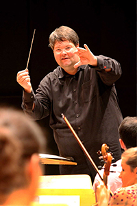 Professor Florian Ludwig lehrt seit 2015 an der Hochschule für Musik Detmold. Foto: HfM