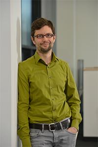 """Prof. Dr. Philipp Cimiano leitet die Tagung """"Education 4.0: Chancen und Herausforderungen der Digitalisierung"""". Foto: CITEC/Universität Bielefeld"""