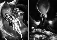 Rodrigo Marttie (BGHS) und Michael Budde (FH Bielefeld): Where is the Devil? - Early Medieval Representations of the Evil One [Darstellungen des Teufels in frühmittelalterlichen Repräsentationen]