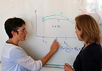 Das Statistik-Beratungs-Centrum steht allen Wissenschaftlerinnen und Wissenschaftlern der Universität zur Verfügung.