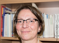 Professorin Dr. Ruth Ayaß. Foto: Ann-Cathrin Kardinal