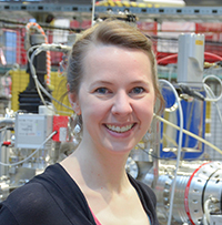 Juniorprofessorin Dr. Kathrin Aziz-Lange. Foto:HZB / A. Kubatzki