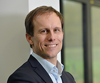 Professor Dr. Tobias Heed. Foto: Universität Bielefeld