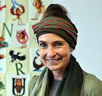Professorin Dr. Ulrike Preußer. Foto: Universität Bielefeld