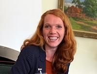 Juniorprofessorin Dr. Marie Isabel Kaiser