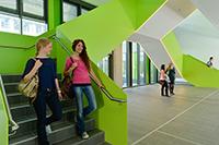 """""""Entdecke die Uni – finde dein Fach!"""" Die Universität Bielefeld lädt Studieninteressierte zu ihren Info-Wochen ein. Foto: Universität Bielefeld"""