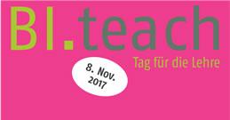 Ankündigung BI.teach