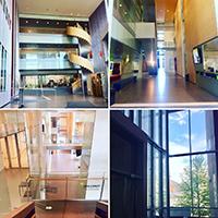 Turku University of Applied Sciences im Südwesten von Finnland.