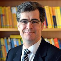 Prof. Dr. Moritz Kaßmann ist Vorsitzender des Senats der Universität Bielefeld.