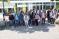 25 geflüchtete Lehrkräfte haben in dieser Woche ihr einjähriges Qualifizierungsprogramm begonnen. Foto: Lehrkräfte Plus