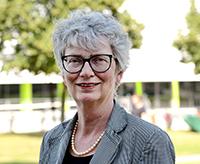 Prof'in Dr. Katharina Kohse-Höinghaus. Foto: Universität Bielefeld