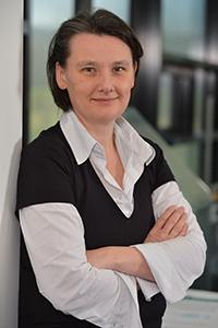 Prof. Dr. Britta Wrede, stellvertretende CITEC-Koordinatorin, ist eine der Organisatorinnen der Konferenz zur Mensch-Agenten-Interaktion. Foto: Universität Bielefeld