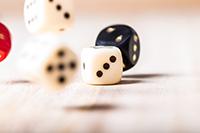 Ein neuer Sonderforschungsbereich erforscht den mathematischen Zufall.