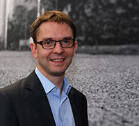 Prof. Dr. Frank Neuner forscht an der Universität Bielefeld zu klinischer Psychologie und Psychotherapie. Foto: Universität Bielefeld