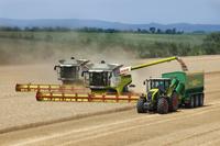 Durch das neue System reagieren Erntemaschinen automatisch auf Hindernisse im Erntefeld. Foto: CLAAS