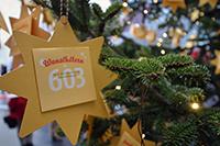 Texte und Fotos von gemeinsamen Geschenkaktionen können im Referat für Kommunikation eingereicht werden. Foto: Universität Bielefeld