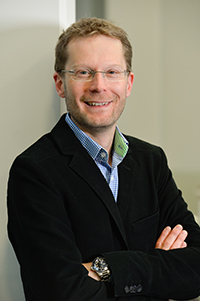 Prof. Dr. Christoph Kayser. Photo: CITEC/ Universität Bielefeld