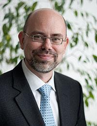 Prof. Dr. Volker F. Wendisch. Foto: Universität Bielefeld
