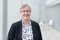 Prof. Dr. Joanna Bryson. Foto: Urs Jaudas