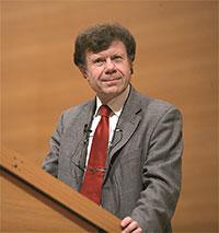 Prof. Dr. Roger Chartier.Foto: Collège de France
